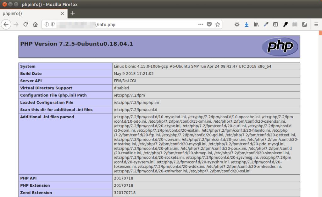 ubuntu nginx