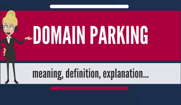 What is parked domain